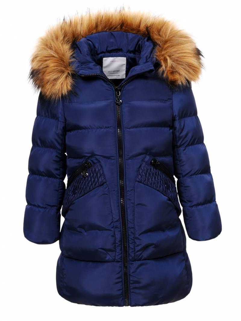 Зимние куртки для девочки Glo-Story