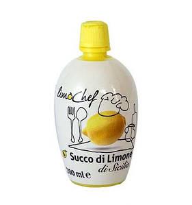 Концентрат лимонний LimoChef 200 мл 12 шт/ящ