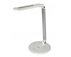 Настольная лампа светодиодная Tiross TS-1809 8W 72led 3 режима света White