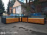Витрины кубические холодильные в наличии и под заказ бу. Капитальная реставрация, фото 2