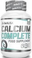Витаминно-минеральный комплекс BioTech - Calcium Complete (90 капсул)