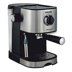 Ріжкова кавоварка еспресо Grunhelm GEC17