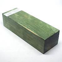Стабилизированная древесина брусок Клен серебристый, КРИЛАТ, 134x44x35, фото 1