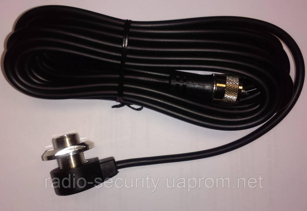Основание под антенну с кабелем PS-17  MOBILE CABLE, PL