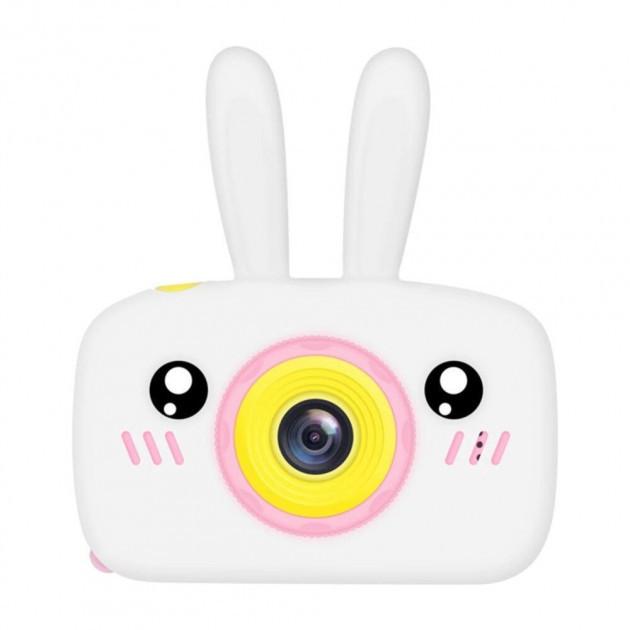 Детская фотокамера Baby Photo Camera Rabbit X-500 Белый
