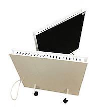 Напольный керамический обогреватель LIFEX ПКП800R (бежевый) + мех. терморегулятор с кнопкой, фото 3