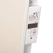 Керамический полотенцесушитель с терморегулятором LIFEX ПСК400 (бежевый), фото 2