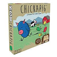 Настольная игра Chickapig (английская редакция), фото 1