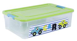 """Контейнер детский """"Smart Box"""" My Car, 14л."""