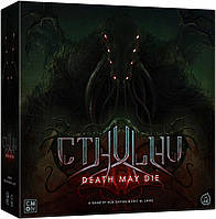 Настольная игра Cthulhu: Death May Die (Ктулху: Смерть Может Умереть), (английская редакция), фото 1