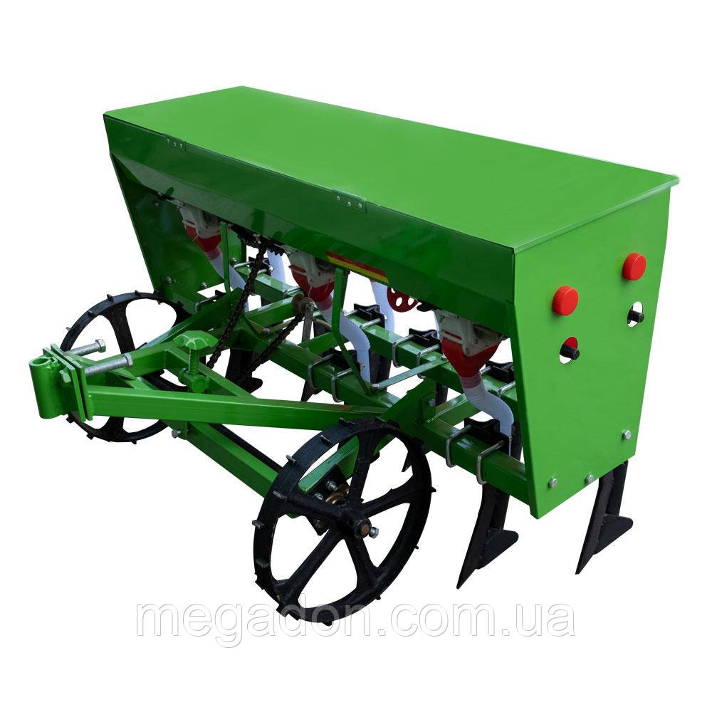 Сівалка зернова з внесенням добрив СЗ-5Д (Кентавр) для мотоблоків