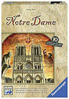 Настольная игра Notre Dame (Нотр-Дам), (на английском языке), фото 1