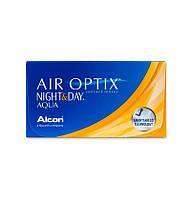 Контактные линзы Alcon Air Optix Night&Day Aqua 3 шт.