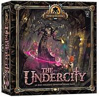 Настольная игра The Undercity: An Iron Kingdoms Adventure Board Game (английская редакция), фото 1