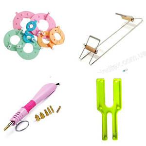 Пристосування та інструменти для рукоділля