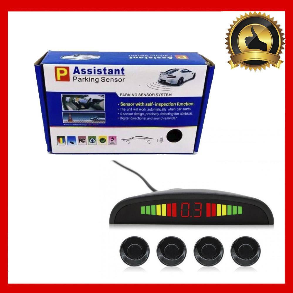Парктроник, парковочный радар на 4 датчика Assistant Parking Sensor PS-201. Парковочные системы