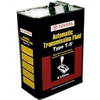Трансмісійне масло Toyota ATF Type T-IV 4л