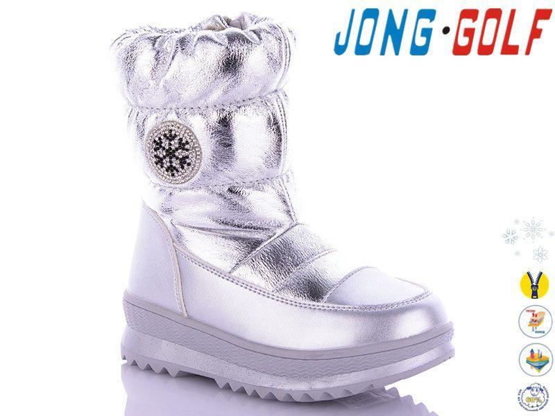 Детские дутики, 32-37 размер, 8 пар, Jong Golf