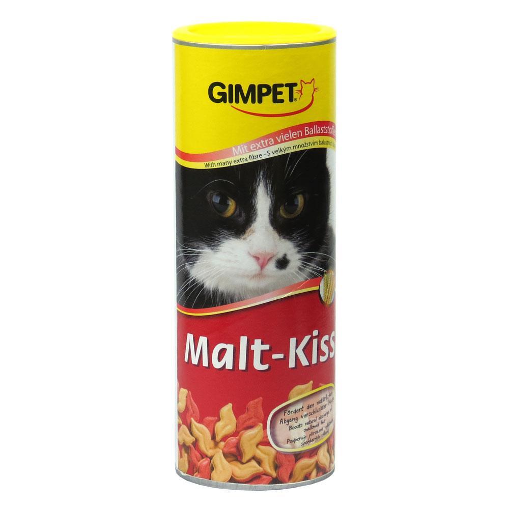 Поцелуйчики Мальт-кис Gimpet для кошек, 600 шт