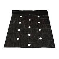 Агроволокно для клубники с отверстиями 60 черн (1,6х100)