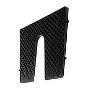 Транцевая регулировочная пластина 450х360 мм Lalizas 195139 черная