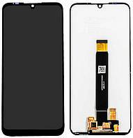 Дисплей Motorola Moto E6 Plus XT2025, E6s XT2053 + Touchscreen Black