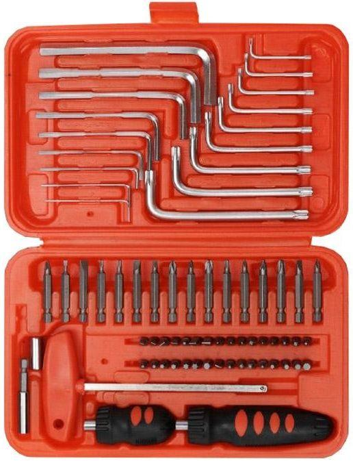 Набор отверток и инструмента Cablexpert TK-PRO-02 (71 предметов)