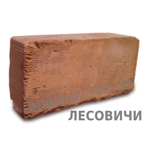 Кирпич рядовой М100 (Лесовичи)