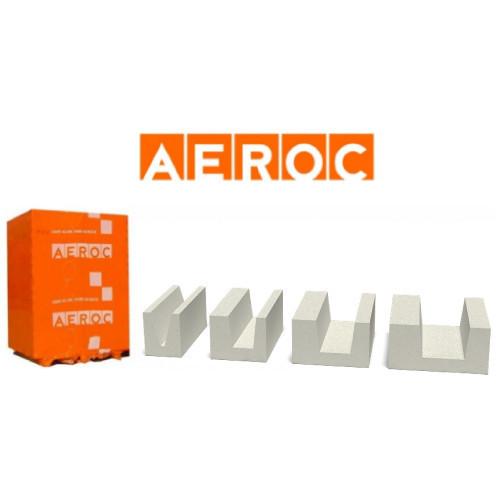 U-блоки (Лотковые блоки) АЕРОК