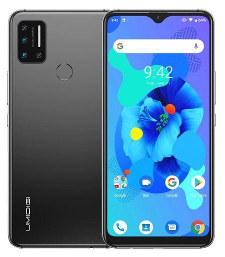 Смартфон UMIDIGI A7  4/64 Gray