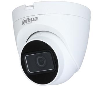 4Mп HDCVI видеокамера Dahua c ИК подсветкой DH-HAC-HDW1400TRQP (2.8 мм)