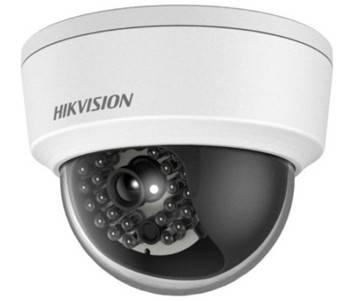 2МП IP видеокамера Hikvision с ИК подсветкой DS-2CD2120F-IS (6 мм), фото 2