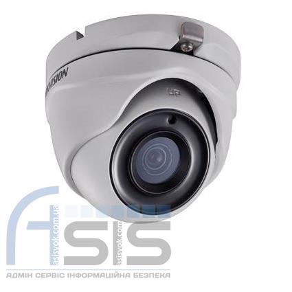 5Мп Turbo HD видеокамера DS-2CE56H0T-ITMF (2.8 мм), фото 2