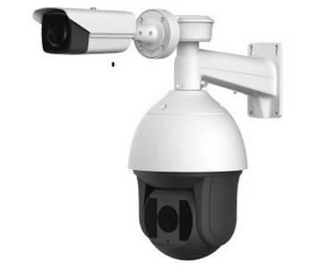 Тепловая Master-slave система слежения Hikvision DS-2TX3636-25A/N+BOX, фото 2