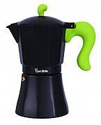 Кофеварка гейзерная Con Brio CB-6609 450 мл