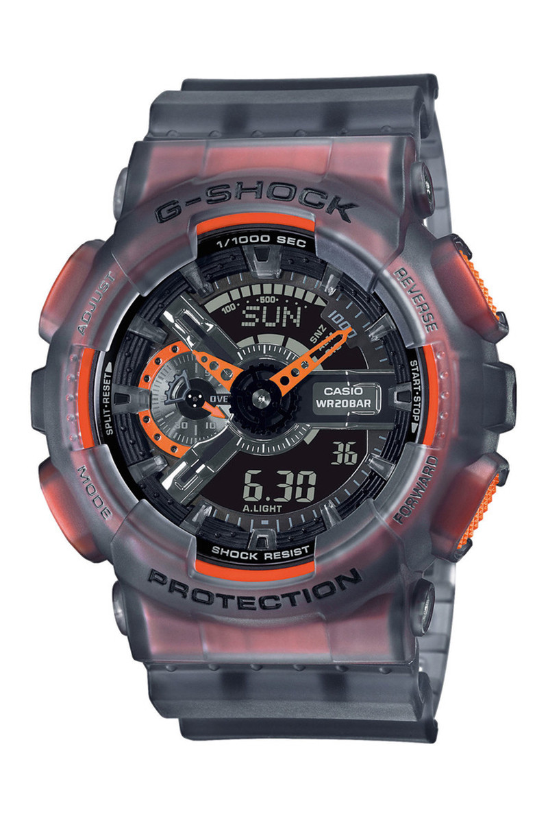 Часы CASIO GA-110LS-1AER