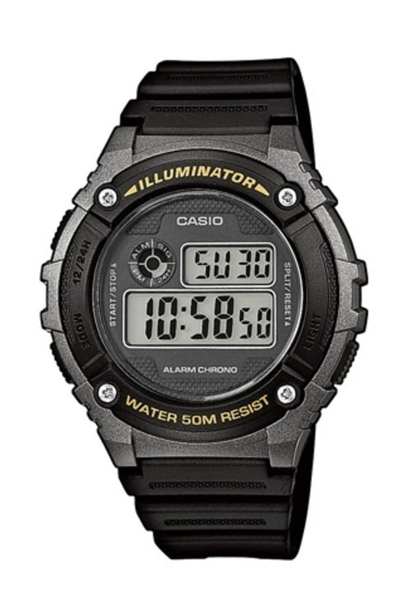 Часы  W-216H-1BVEF