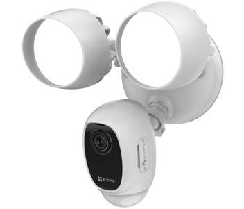 2МП Wi-Fi камера EZVIZ с активной сиреной CS-LC1C-A0-1F2WPFRL(2.8mm), фото 2
