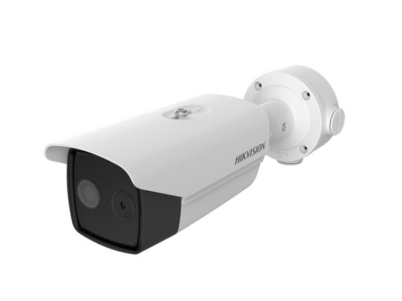 Тепловизионная IP камера Hikvision DS-2TD2636B-15/P, фото 2