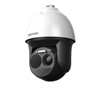 IP тепловизор Hikvision DS-2TD4136-25/V2, фото 2