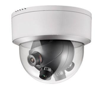 8Мп панорамная PanoVU видеокамера Hikvision DS-2CD6986F-H (5мм)