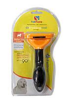 Фурминатор deShedding tool для кошек и собак 6.5см