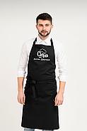 Фартук Latte для повара   Фартук с вышивкой, фото 2