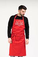 Фартук Latte для повара   Фартук с вышивкой, фото 8