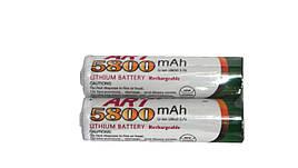 Аккумулятор ART 18650 5800 mAh Li-Ion