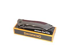 Складной нож Browning E-22