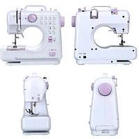 Домашняя швейная машинка FHSM-505\K1127 12 в 1