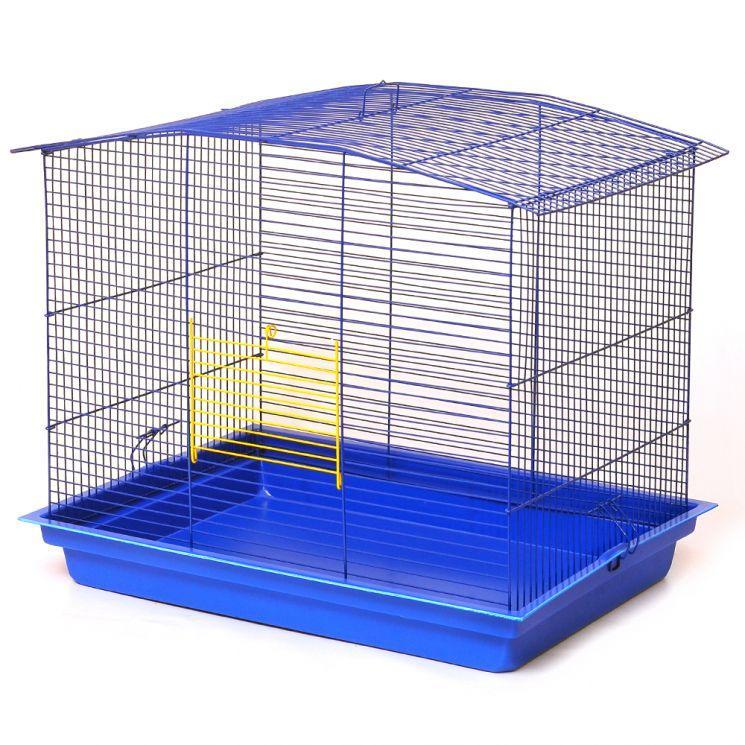 Клетка КОМБИ для грызунов, 57х40х48 см