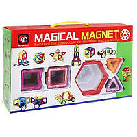 Магнітний конструктор Magical Magnet 118 деталей