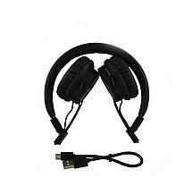 Bluetooth наушники NIA-X3 чёрные